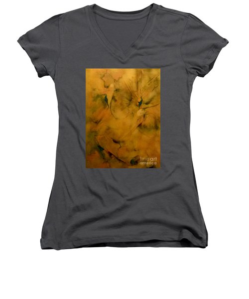 Fossils Women's V-Neck (Athletic Fit)