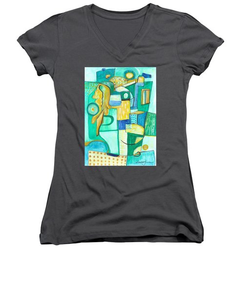 From Within 9 Women's V-Neck