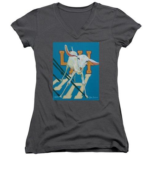 Goat 44 Women's V-Neck