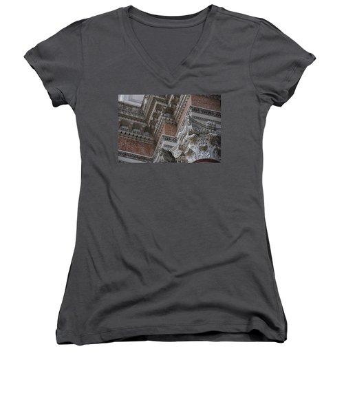 Gorgeous Corner Women's V-Neck T-Shirt