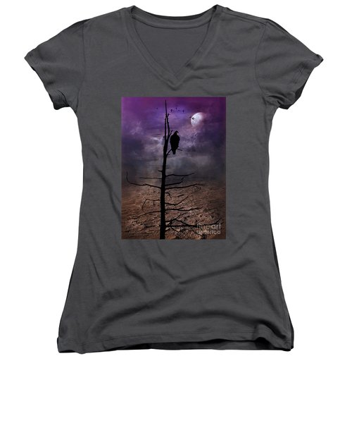 Gothic Dream  Women's V-Neck