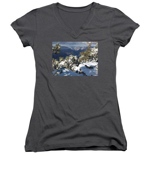 Grand Women's V-Neck T-Shirt