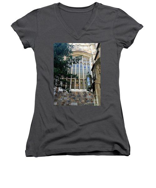 Great Glass Women's V-Neck (Athletic Fit)