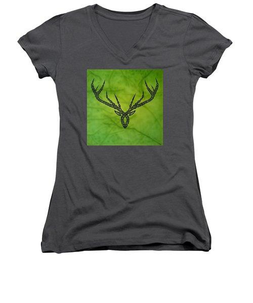 Herne Women's V-Neck T-Shirt