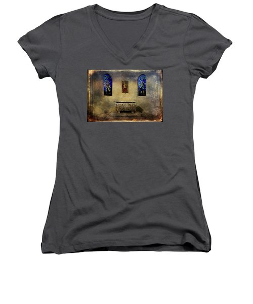 Holy Grunge Women's V-Neck