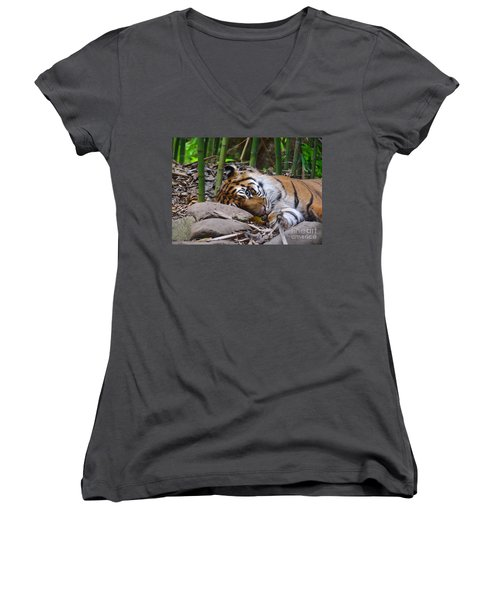 I See You Women's V-Neck (Athletic Fit)