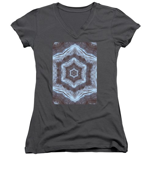 Ice Women's V-Neck (Athletic Fit)