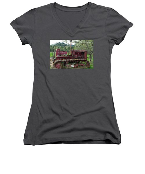 International Harvester Women's V-Neck (Athletic Fit)