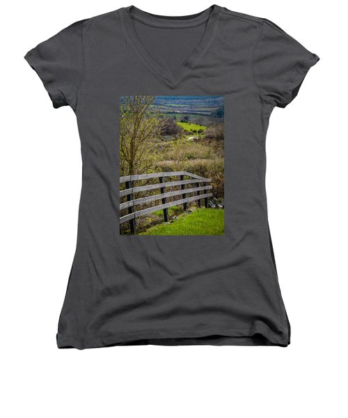 Irish Spring Women's V-Neck
