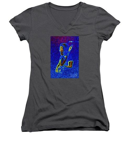 East Coast Tour Women's V-Neck T-Shirt