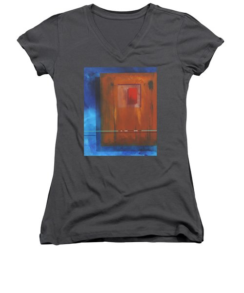 Journey No. 2 Women's V-Neck T-Shirt