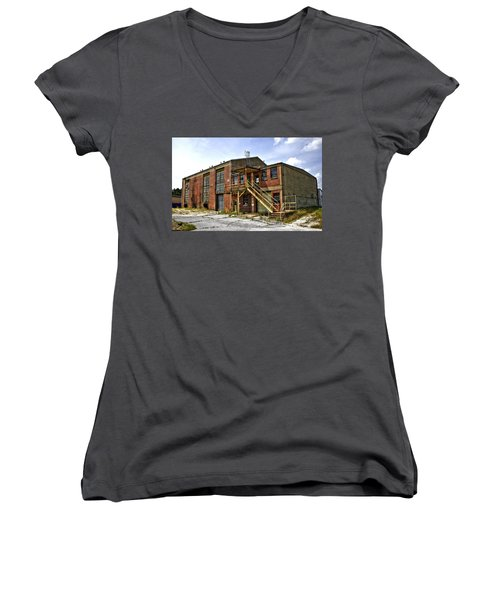K-10 Women's V-Neck T-Shirt (Junior Cut)