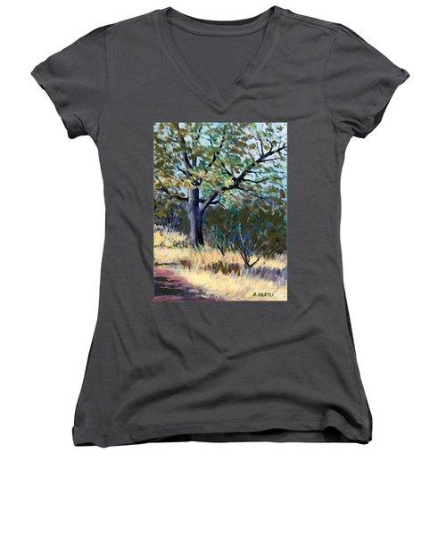 Kelly Ridge Trail Women's V-Neck T-Shirt