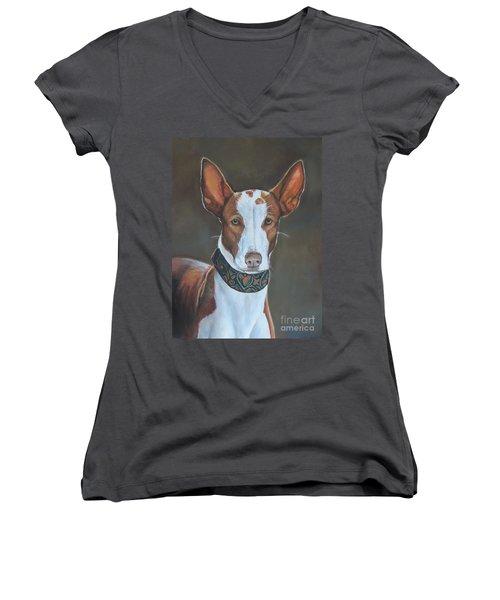Kenzie Women's V-Neck T-Shirt