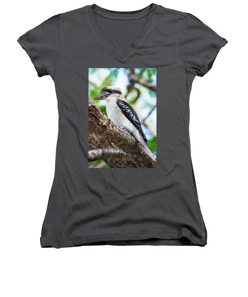 Kookaburra  Women's V-Neck