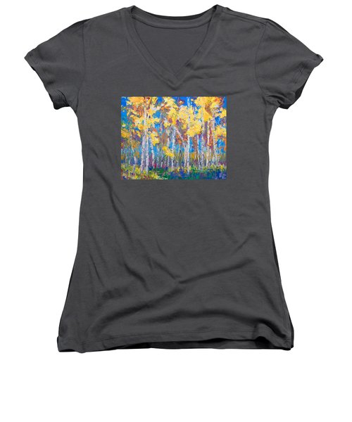Last Stand Women's V-Neck (Athletic Fit)
