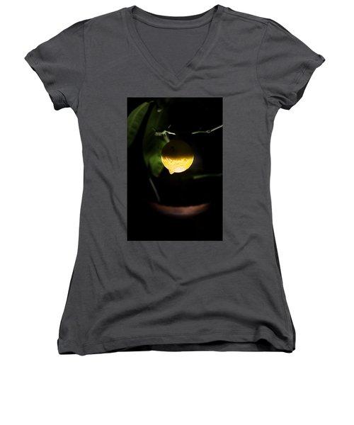 Lemon's Planet Women's V-Neck