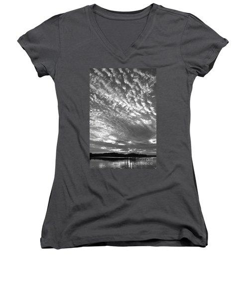 Light Reflections Women's V-Neck T-Shirt