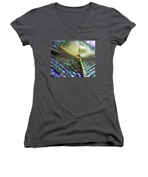 Liquid Reflection Women's V-Neck (Athletic Fit)