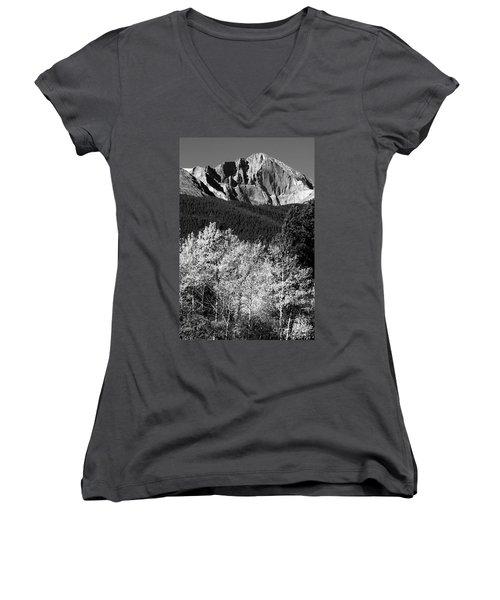 Longs Peak 14256 Ft Women's V-Neck