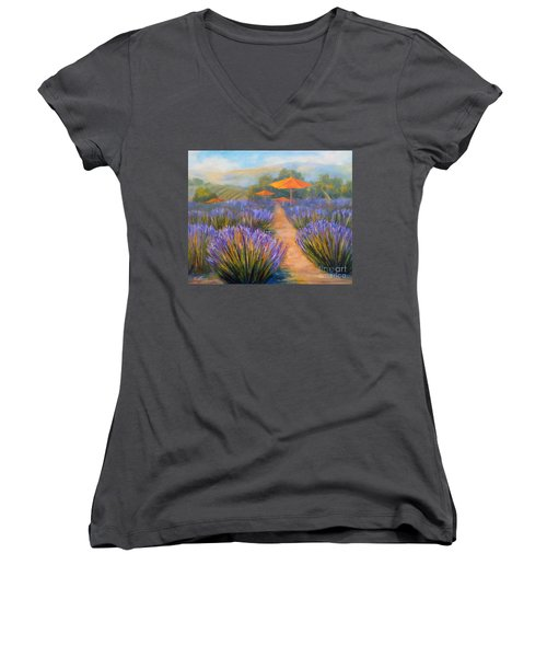 Matanzas Winery Women's V-Neck