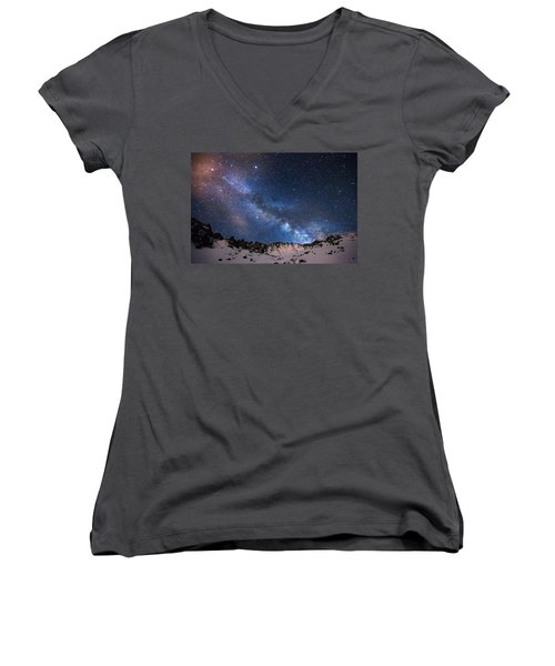 Mayflower Gulch Milky Way Women's V-Neck