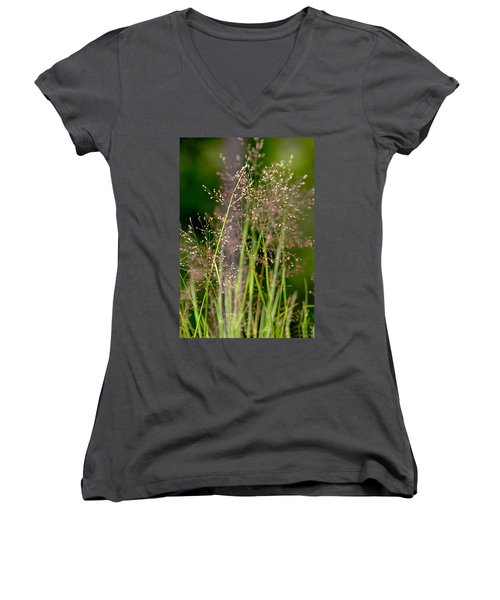 Memories Of Springtime Women's V-Neck