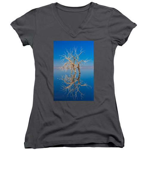 Mirror Mirror Women's V-Neck