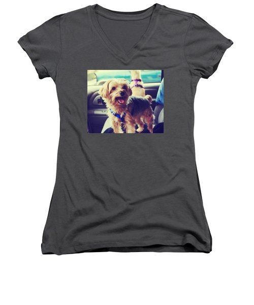 Molly's Road Trip Women's V-Neck