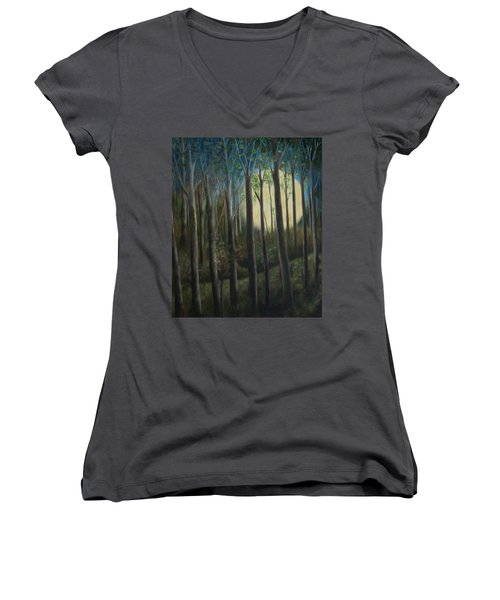 Moonrise Women's V-Neck