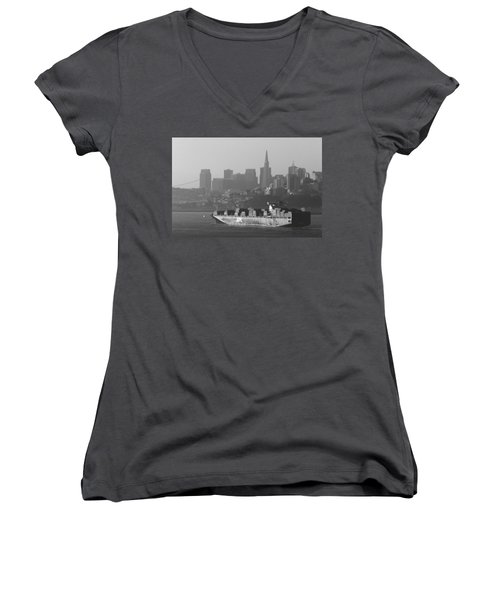 Morning Shipment Women's V-Neck