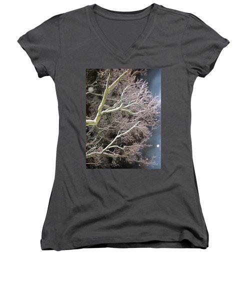 My Magic Tree Women's V-Neck