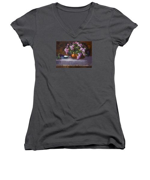 Nancy's Reverie Women's V-Neck T-Shirt