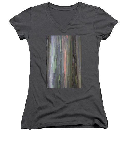 Natures Canvas Women's V-Neck (Athletic Fit)