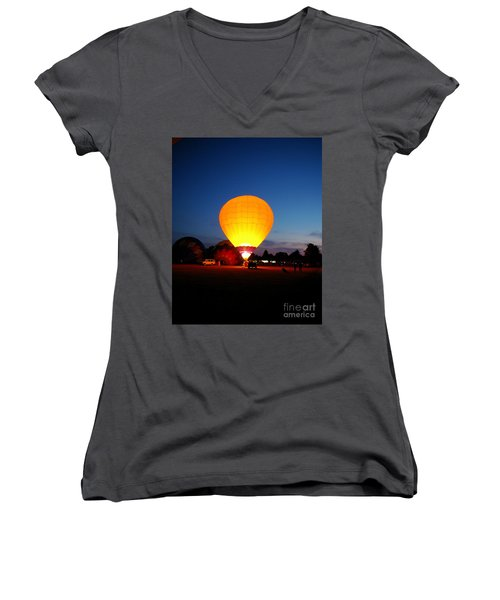 Night's Sunshine Women's V-Neck