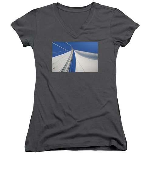 Obsession Sails 1 Women's V-Neck