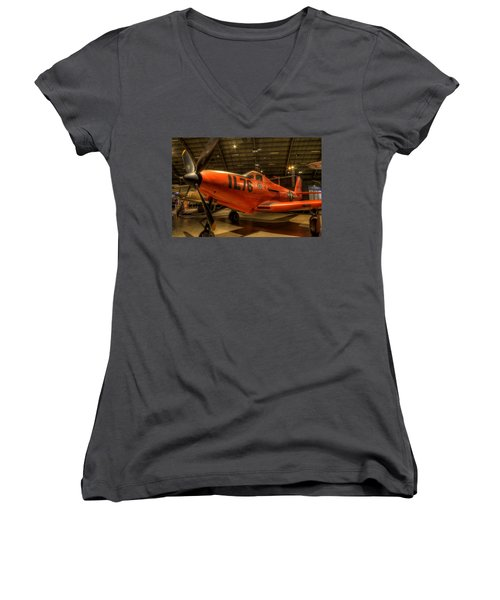 P-63 King Cobra Women's V-Neck