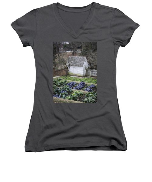 Palace Kitchen Winter Garden Women's V-Neck