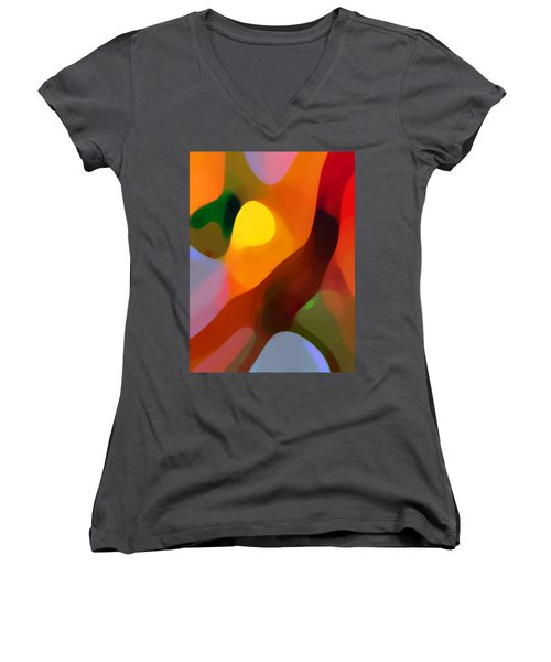 Paradise Found 2 Tall Women's V-Neck (Athletic Fit)