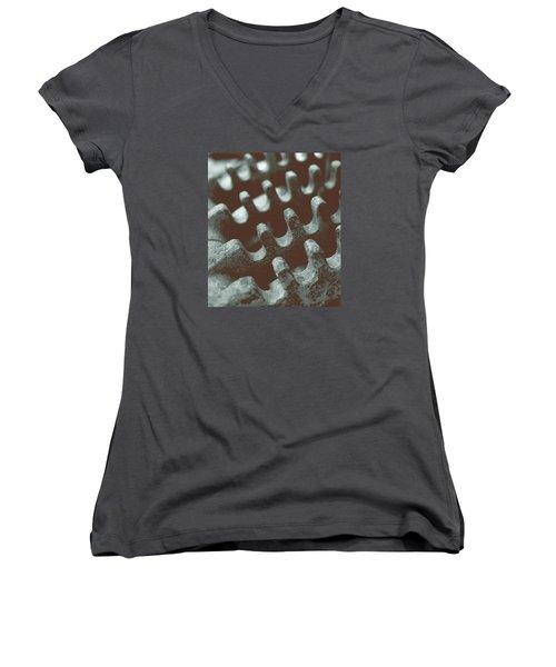 Passing Gears Women's V-Neck T-Shirt