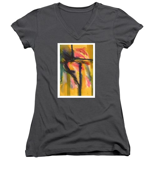 Passion Women's V-Neck (Athletic Fit)