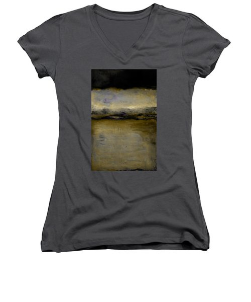 Pewter Skies Women's V-Neck