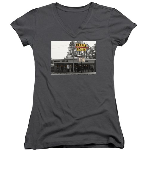 Hire Education Women's V-Neck