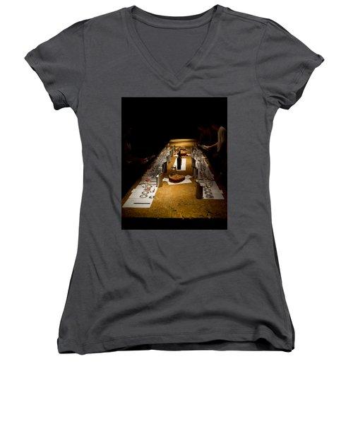 Prepare Women's V-Neck T-Shirt