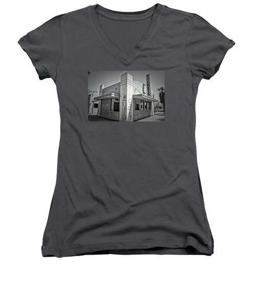 Purity In The Ruins Women's V-Neck