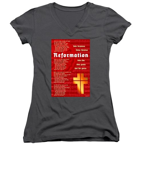 Reformation Women's V-Neck (Athletic Fit)