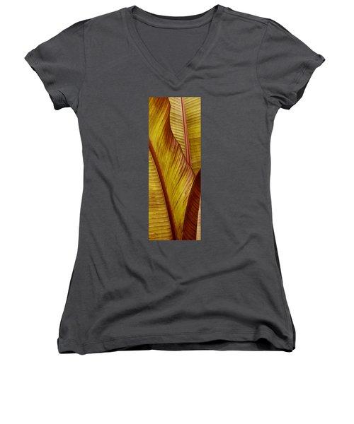 Repose - Leaf Women's V-Neck