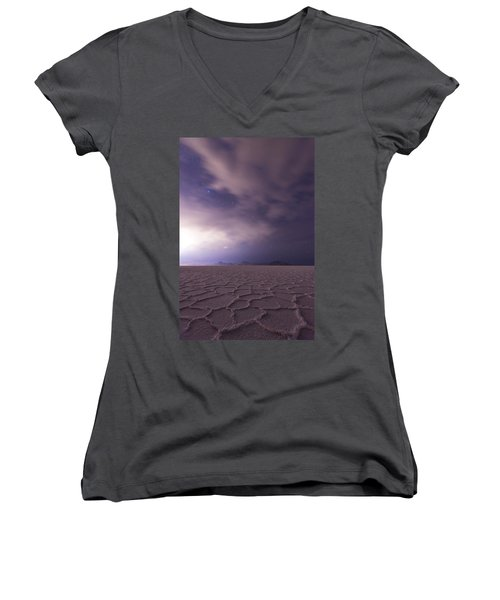 Silent Reverie Women's V-Neck