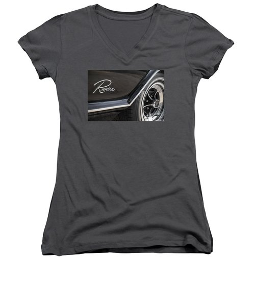 Riviera Women's V-Neck (Athletic Fit)