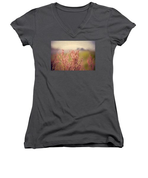 Roadside Beauty Women's V-Neck